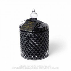 Alchemy Gothic SCJ1 Scented Boudoir Candle Jar (Large)