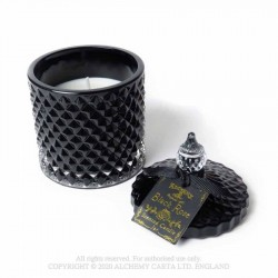 Alchemy Gothic SCJ1 Scented Boudoir Candle Jar (Large)