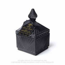 Alchemy Gothic SCJ3 Vintage Scented Candle Jar (Square)