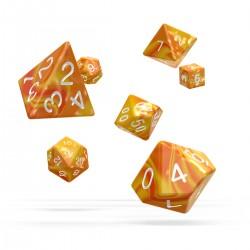 oakie doakie DICE RPG Set Gemidice: Sunstone (7)