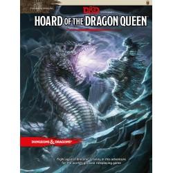 D&D Next Adventure: Hoard of the Dragon Queen Book