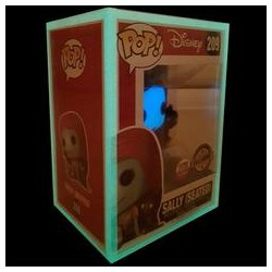 "PPJoe Standard 4"" Glow in the Dark Pop Protector 0.45mm [Single Protector]"