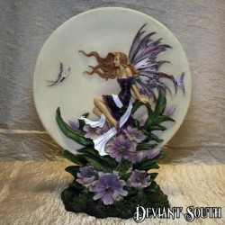Fairy Plate - Purple
