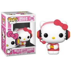 Funko Pop! Hello Kitty - 26 Gamer Kitty