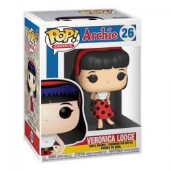 Funko Pop! Comics: Archie - 26 Veronica Lodge vinyl figure