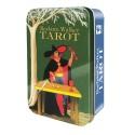 Barbara Walker Tarot in a Tin (pocket-sized deck)