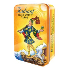 Radiant Rider-Waite® in a Tin (pocket-sized deck)