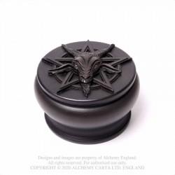 New Releases! Alchemy Gothic V101 Bahomet Box - Black