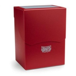Dragon Shield Deck Shell - Red (80)
