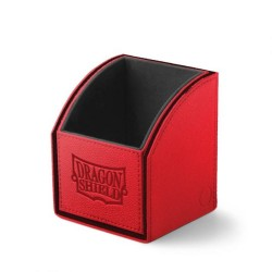 Dragon Shield Nest 100 - Red/Black (100)