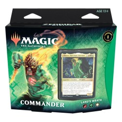 Magic: The Gathering Zendikar Rising Commander Deck (Random Deck)