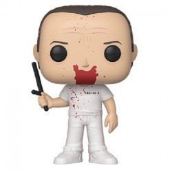 Funko Pop! Movies: The Silence of the Lambs - Hannibal Lecter vinyl figure (BD)