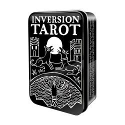Inversion Tarot in a Tin (pocket-size deck)