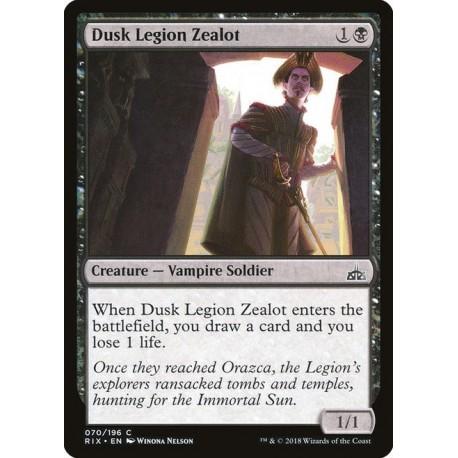 MTG Single - Rivals of Ixalan - Dusk Legion Zealot