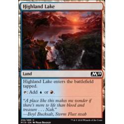 MTG Single - Core Set 2019 - Highland Lake