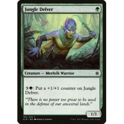 MTG Single - Ixalan - Jungle Delver