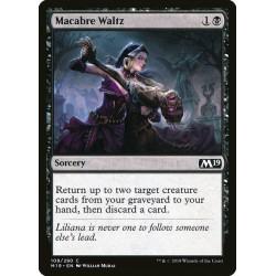 MTG Single - Core Set 2019 - Macabre Waltz