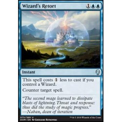 MTG Single - Dominaria - Wizard's Retort