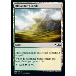 MTG Single - Core Set 2020 - Blossoming Sands