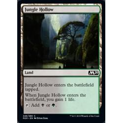 MTG Single - Core Set 2020 - Jungle Hollow
