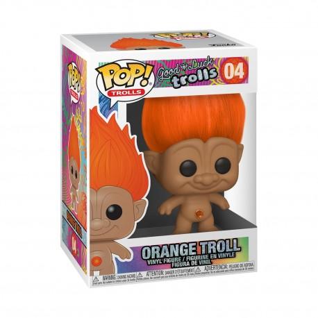 Funko Pop! Trolls - Orange Troll
