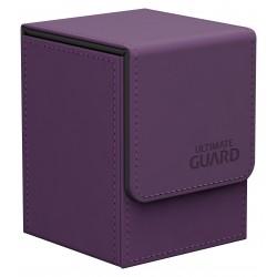 Ultimate Guard Flip Deck Case 100+ Std Purple
