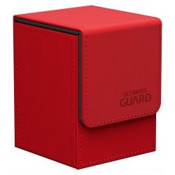 Ultimate Guard Flip Deck Case 100+ Std Red