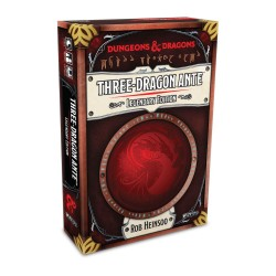 D&D Three Dragon Ante: Legendary Edition