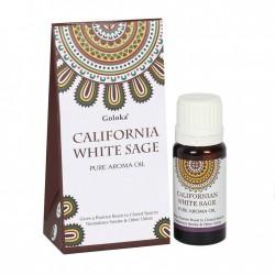 Goloka 10ml California White Sage Fragrance Oil