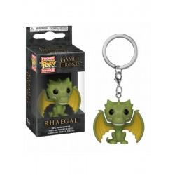 Funko Pocket Pop! Keychain: Game of Thrones S10 - Rhaegal