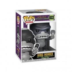Funko Pop!: The Simpsons S3 - King Homer