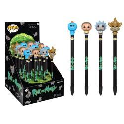 Funko Pop! Pen: Rick & Morty S1 (1 pen)